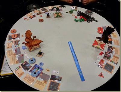 Attack Wing D&D peças (1)
