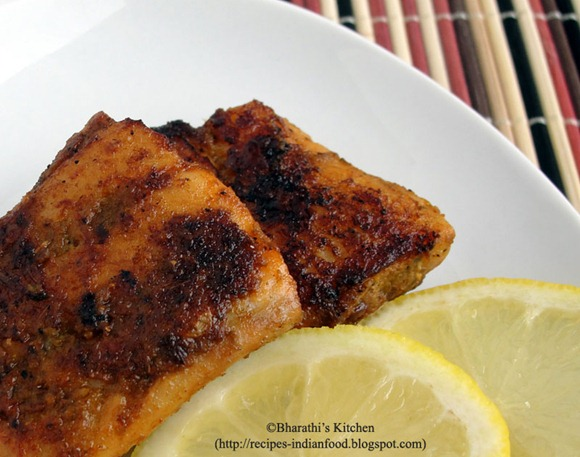 Pan fried fish fry recipe