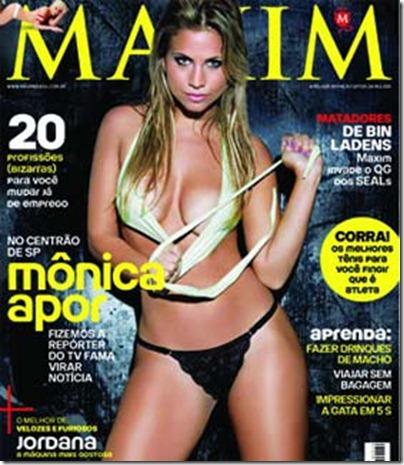 Maxim Julho - Monica Apor