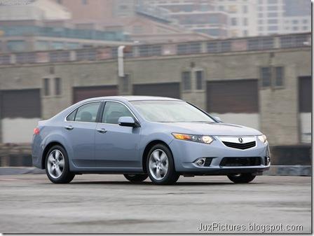Acura TSX Sedan10