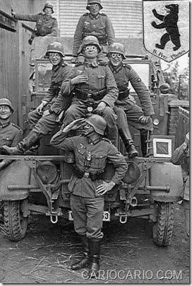 Fotos engraçadas da Segunda Guerra Mundial (27)