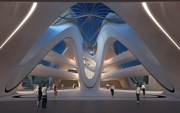 changsha meixihu international culture & art centre by zaha hadid architects 6