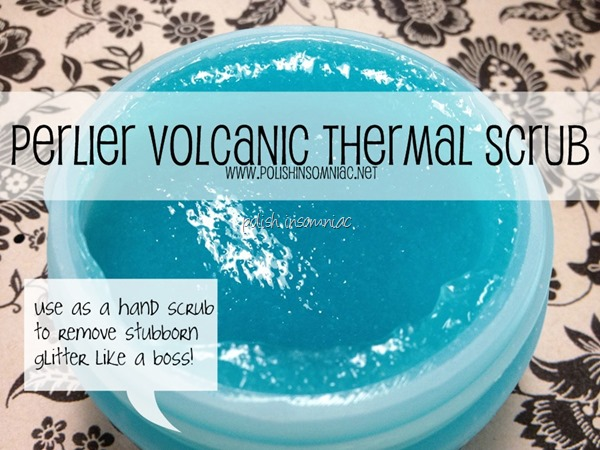 Perlier Volcanic Thermal Scrub