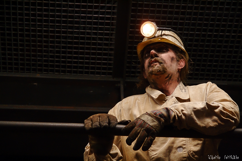 CC Photo by Flickr User albertof Subject is Coal Miner.jpg