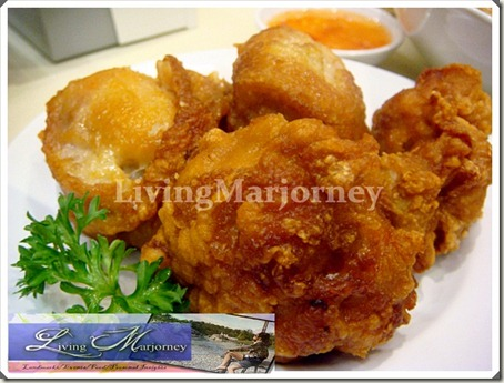 Prawn Paste Chicken