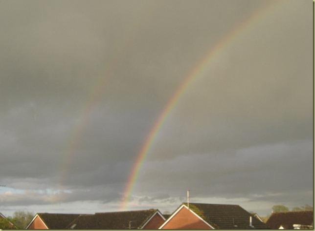 Doouble Rainbow
