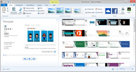 Windows Movie Maker 2012 Direct Download