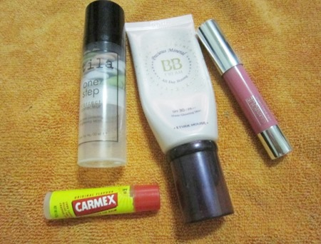 stila, etude house, clinique, carmex, bitsandtreats