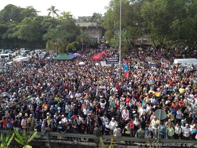 Penyokong Anwar Ibrahim