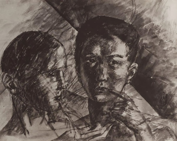 Kuzma Petov-Vodkin, Head of boys 1918