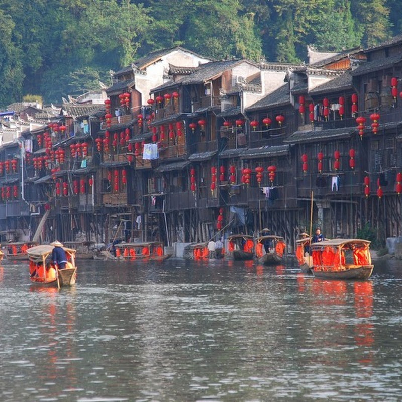 Fenghuang - The City Frozen in Time