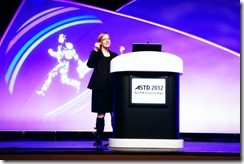 Cammy at ASTD