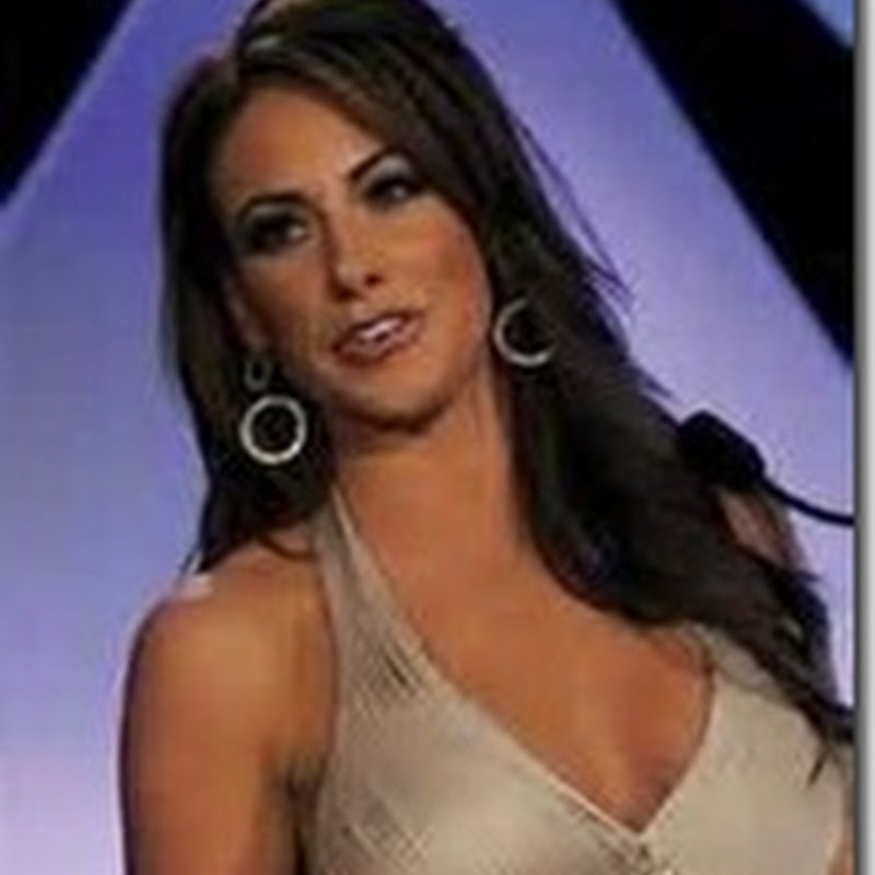 Two Naked Pics Of Holly Sonders. The Big News To Emerge From The 2013 PGA Show