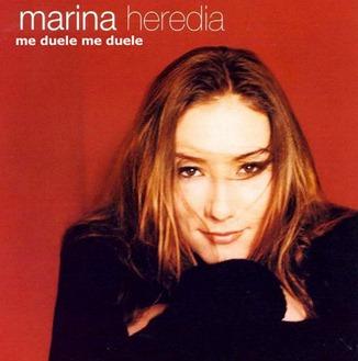 Marina Heredia - Me duele me duele (frontal)