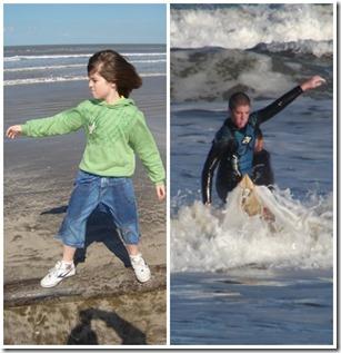 surf, surfar, adolescente, aprender a surfar, praia, perseverança