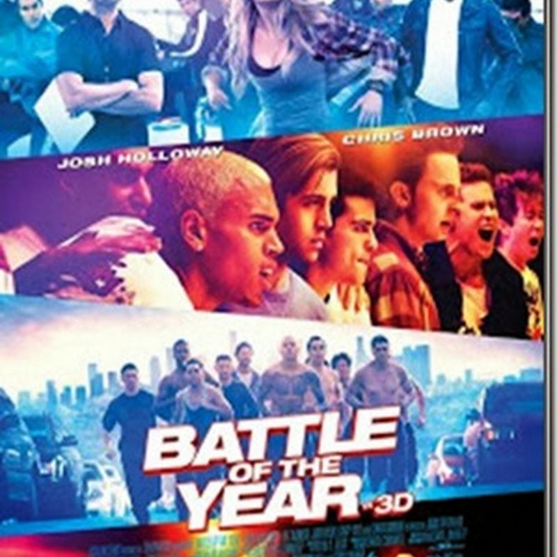 Battle of the Year สมรภูมิเทพ สเต็ปทะลุเดือด