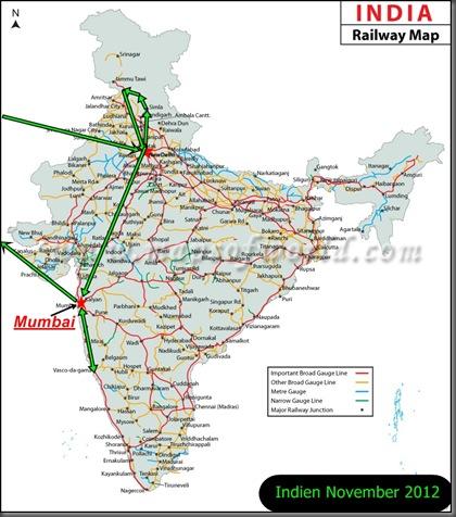 Indian-Railways nov 2012 Mumbai