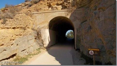 Ruta faro del Albir - Sierra Helada - Tunel
