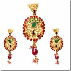 Sri Lakshmi designer jewellery