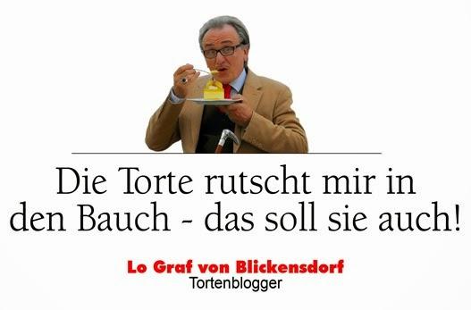 Zitate Torte Lo Graf von Blickensdorf Foto Siegfried Büker