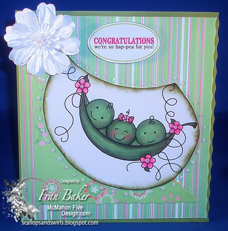 Hap-pea for you Card