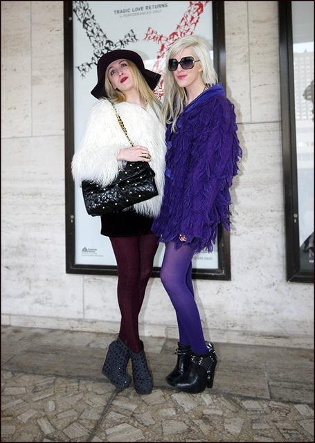 lovely wanderlust abigail emily white fur jacket purple jacket ol