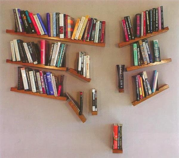 unique bookshelves - Unique Bookshelves