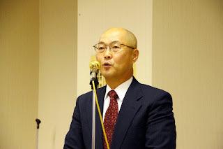 小田敏氏(北竜町農業研究会会長)