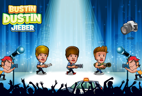 Celebrity Justin Bieber - screenshot