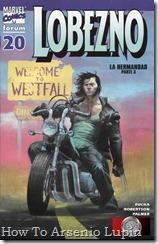 P00020 - Lobezno v3 #20