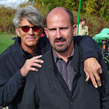 Eric Roberts and Orest Melnyk