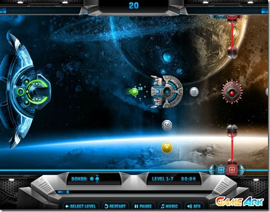 Bomb runner free web game