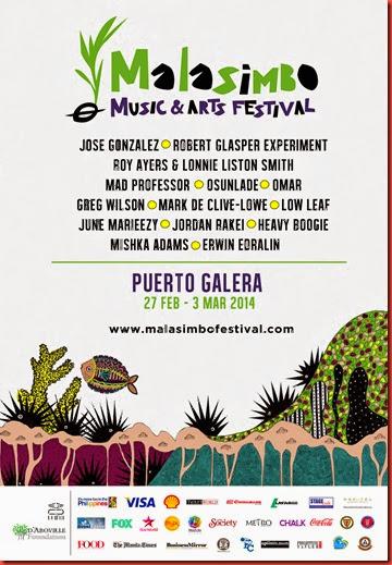Malasimbo Festival Poster 2