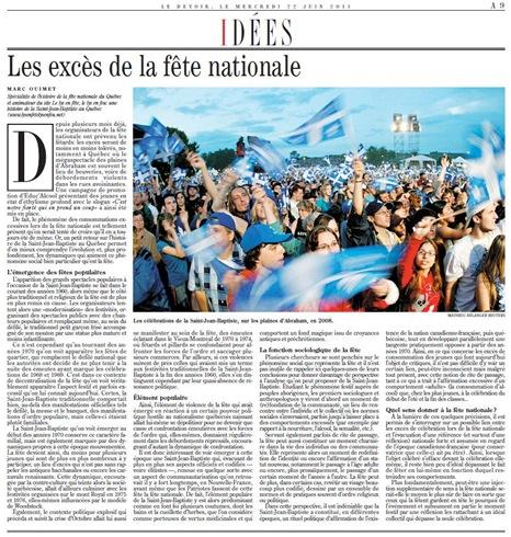 fête nationale LeDevoir 220611