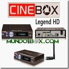 CINEBOX LEGEND
