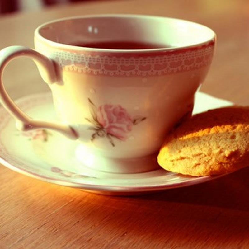 Eticheta ceaiului și prepararea corectă a acestuia