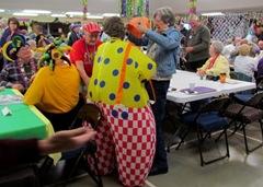 1202208 Feb 19 Anna Helps The Clown