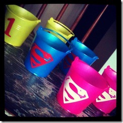 superhero buckets dec