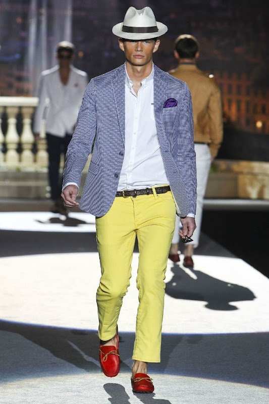 Milan Fashion Week Primavera 2012 - Dsquared² (18)