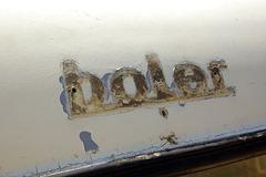 boler logo removed