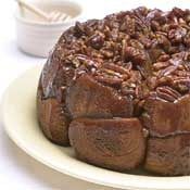 Honey Pecan Coffee Cake