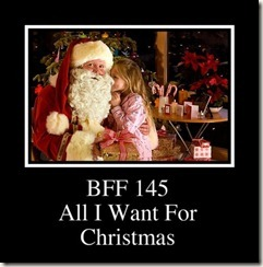 All I want for Christmas!
