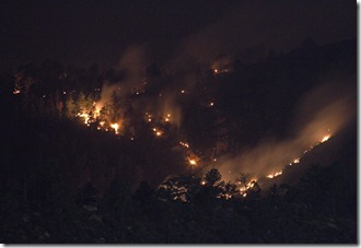 2012-06-11 High Park Fire at Night (1)