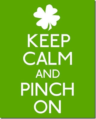 keep calm pinch on