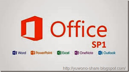Office 2013 with SP1