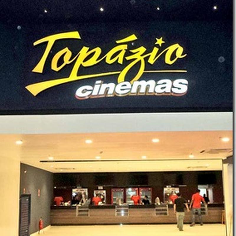 Topázio Cinemas do Polo Shopping abre neste Sábado