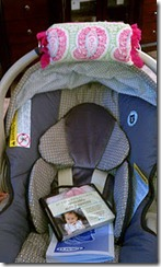 products-Megan Car Seat holder