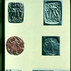 39 - Sellos sumerios y sus improntas