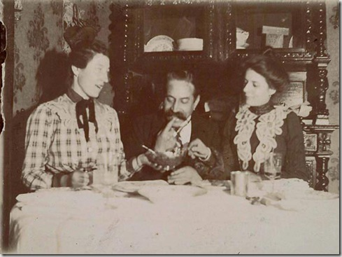 immagine mostra. L'Italia a tavola, Nelle immagini fotografiche della Biblioteca Vallicelliana (1860 - 1970)