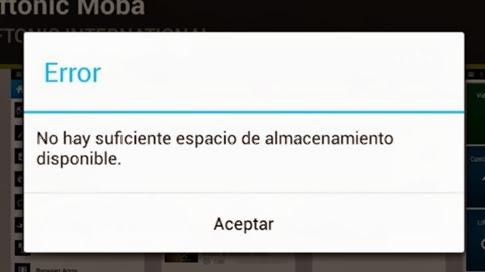 Consejos útiles para tener más espacio en Android